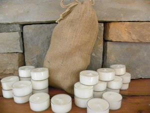 Simply Soy Tealight Bag